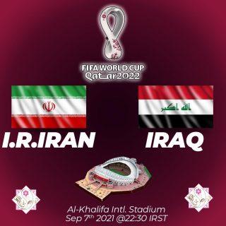 🇮🇷#ایران 🇮🇶#عراق #ورزشگاه_خلیفه_اینترنشنال #دوحه_قطر #مقدماتی #جام_جهانی #قطر 2022 #زنده_باد #تیم_ملی #ایران #زنده_باد #سوپر_استار های #فوتبال #ایران #اندیشمندانه_انتخاب_کنید لینک کانال 👈  @ajs_org  🇮🇷#Iran 🇮🇶#Iraq #Al_Khalifa_International_Stadium #Doha_Qatar #Qatar 2022 #world_cup #qualifiers #hooray for #iran #national_team #hooray for #iranian #soccer #super_stars #choose_wisely Channel Link 👉 @ajs_org