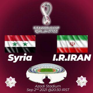 🇮🇷#ایران 🇸🇾#سوریه #ورزشگاه_آزادی #مقدماتی #جام_جهانی #قطر 2022 #زنده_باد #تیم_ملی #ایران #زنده_باد #سوپر_استار های #فوتبال #ایران #اندیشمندانه_انتخاب_کنید لینک کانال 👈  @ajs_org  🇮🇷#Iran 🇸🇾#Syria #Azadi_Stadium #Qatar 2022 #world_cup #qualification #hooray for #iran #national_team #hooray for #iranian #soccer #super_stars #choose_wisely Channel Link 👉 @ajs_org