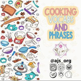 #شماره دَه #کلمات_آشپزی #عبارات_آشپزی #cooking_vocabs #cooking_phrases  #dress  استفاده از سرکه روغن نمک و دیگر سسها بر روی سالاد  #اندیشمندانه_انتخاب_کنید #اندیشمندان_جوان_سپنتا لینک کانال 👈  @ajs_org
